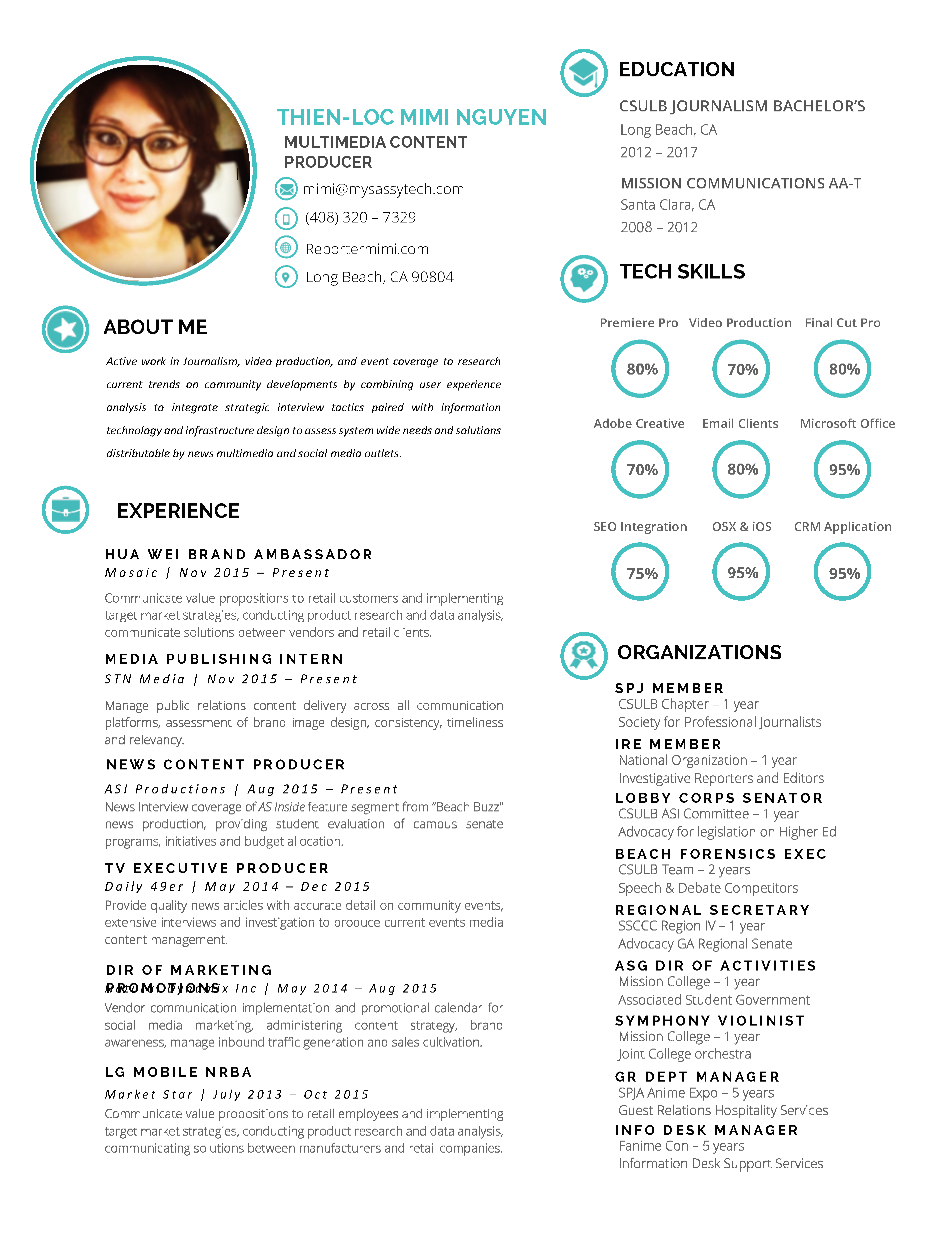 resume one page resume one page karina m tk